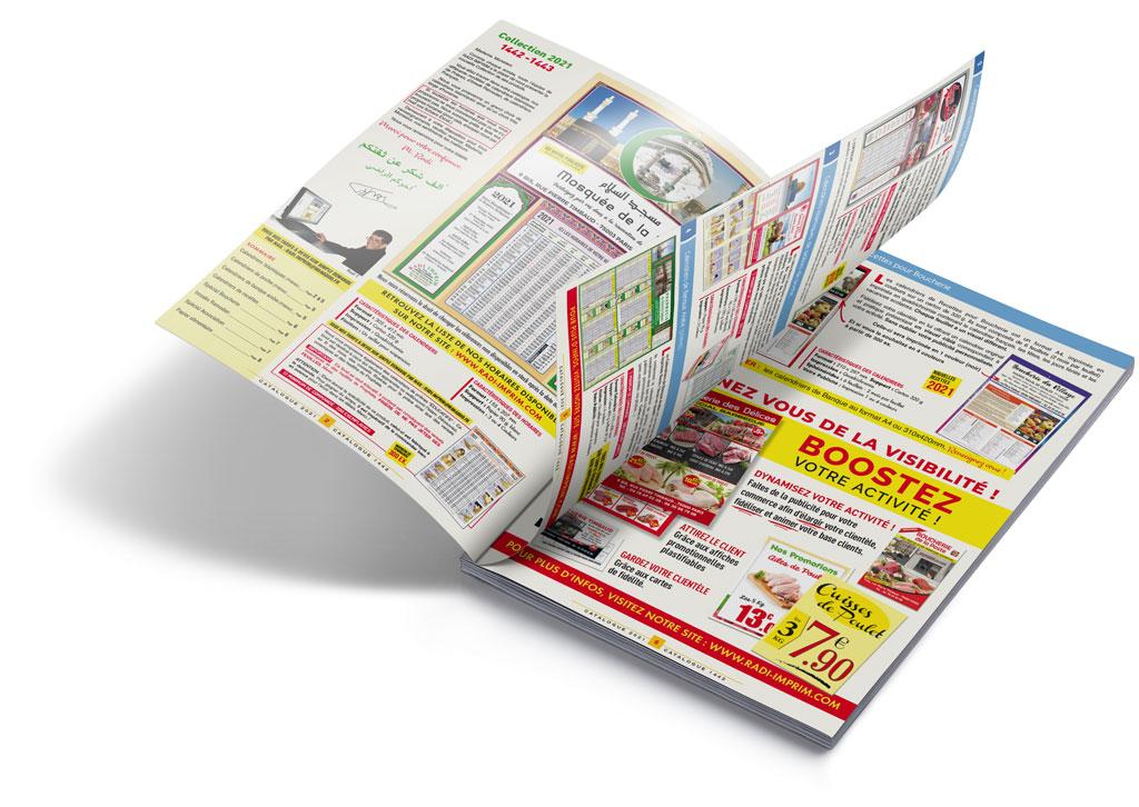 Radi Imprim, catalogue 2020-2021